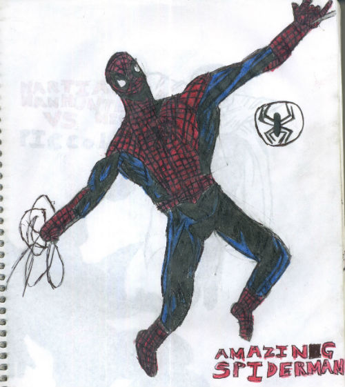 Amazing Spiderman by thorman