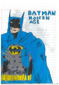 Batman Age Modern