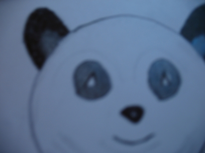 Old Panda Symbol by DareSmithCreations