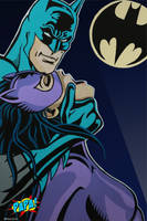 Batman and Catwoman by PAPA-PopArt