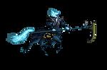 Hecarim - The shadow of war (Pixel)