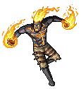 Brand - the Burning Vengeance (pixel) by wonman321