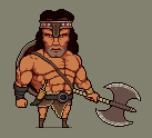 Conan the barbarian by wonman321