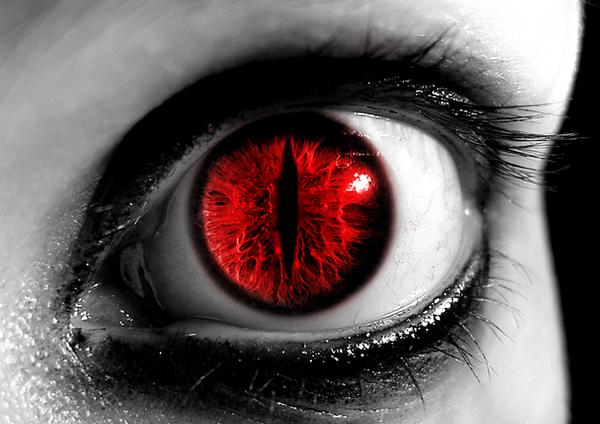 Demon's Eyes by Charro666 on DeviantArt