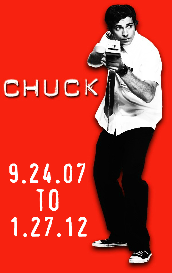 Goodbye Chuck by Seattle-Storm