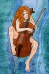 my favorite cellist
