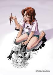 Mangamania by rerekina