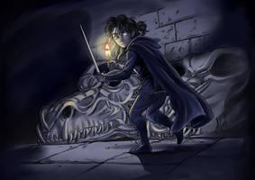 Arya Stark by rerekina