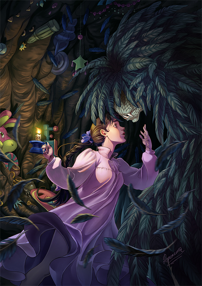 Sophie and Howl by rerekina