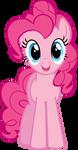 Pinkie Pie Hugs Vector by kittyhawk-contrail