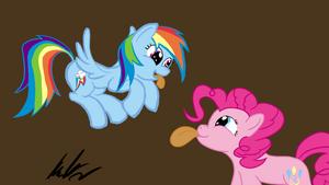 Pinkie Dash Tongues