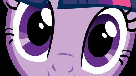Eyes Twilight Sparkle by kittyhawk-contrail