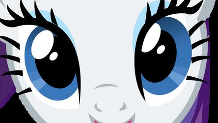 Eyes Rarity by kittyhawk-contrail