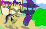 Pinkie Pie's Hero - Cover