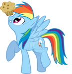 Dash and a Muffin