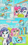 Two Rainbow Manes - page 1