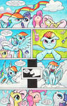 Two Rainbow Manes - page 2