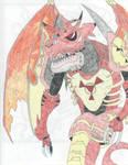 Megidramon by Dark-DuelMaster17