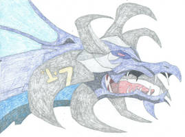 Number 17 Leviathan Dragon by Dark-DuelMaster17