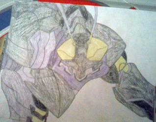 Mantonoid by Dark-DuelMaster17