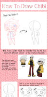 Tutorial :: How to draw chibi