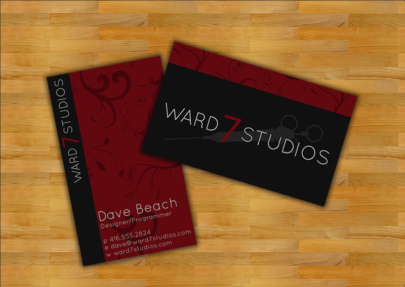My Business Card By Br1nd