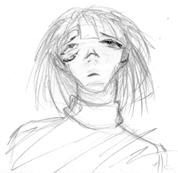 Lost gaze by irk