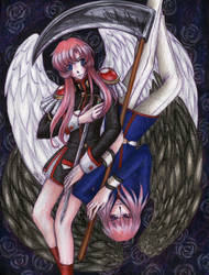 Angel of Death by irk