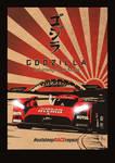 Godzilla Le Mans