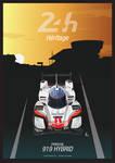 Porsche 919 LMP1 HY