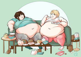 Comm: Takeout party