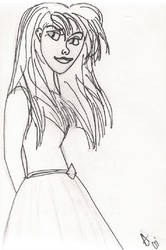 Random Girl by littlemermaid2787
