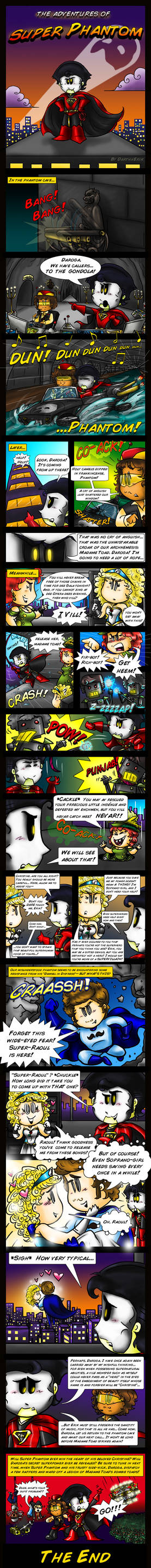 Adventures of Super Phantom