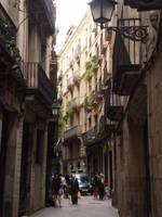 Barcelona, Spain by DarthxErik