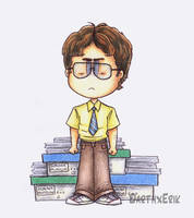 Dwight Schrute by DarthxErik