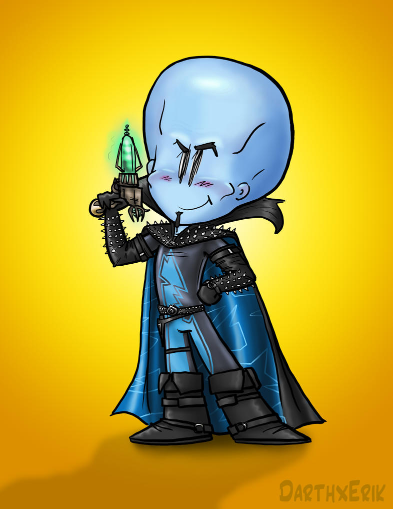 Megamind by DarthxErik on DeviantArt