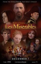 Les Mis Fan Movie Poster by DarthxErik