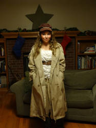 Eponine on Christmas Eve