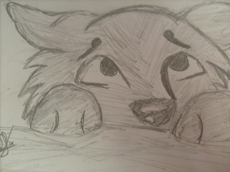 Scary werewolf drawings - photo#28