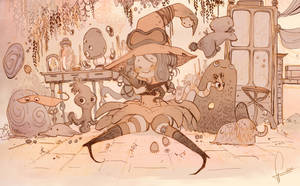 Witch - collector