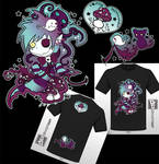 my octopus and me - cute monsters