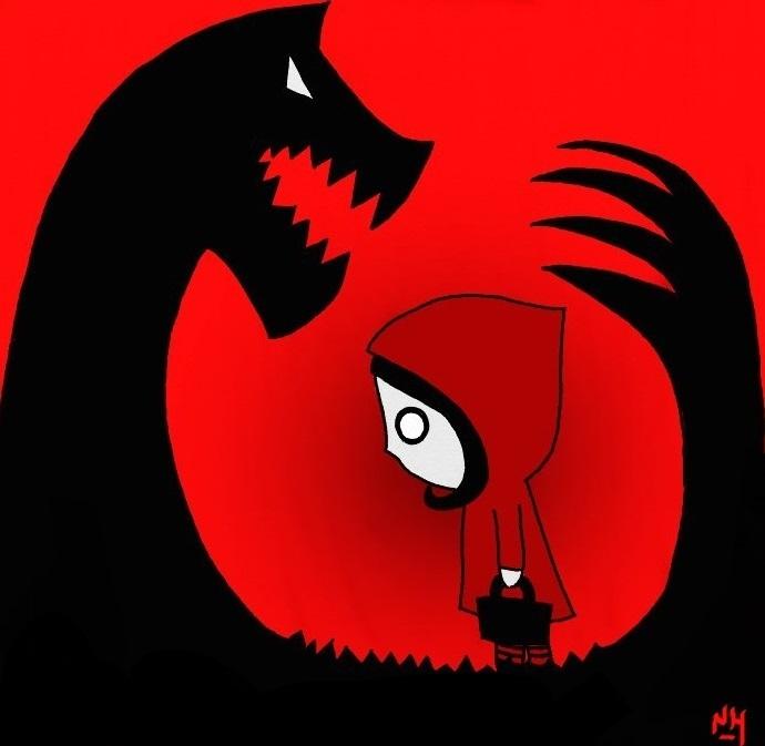 little red riding hood cartoon movie № 261207