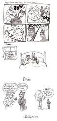 Angry Batman 27 by Ofelan