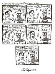 Angry Batman 30 by Ofelan