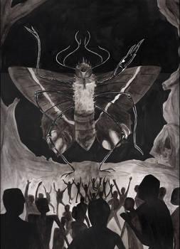 The Moth Queen