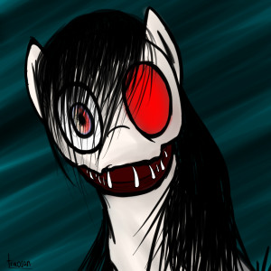 My profile icon. (666 pageview special) by deathfromabov