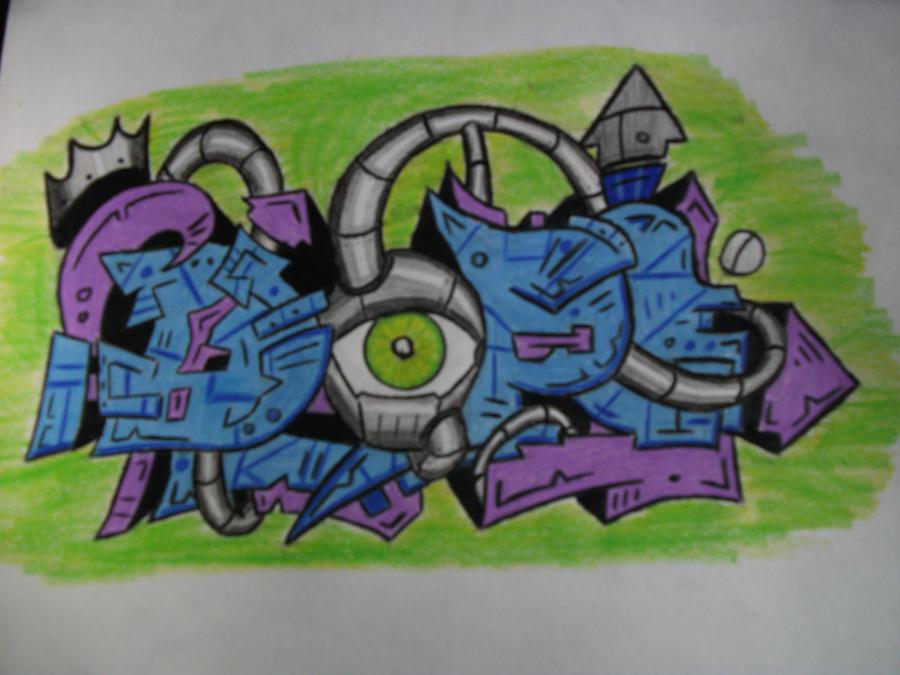 dope graffiti art