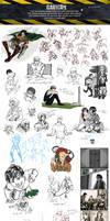 Shingeki no Sketchdump