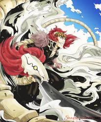 Kneel to the Twin Kings by Shuukaku92