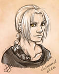 Anime Portrait: Edward Elric